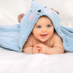 Blue eye baby - genetic testing designer babies