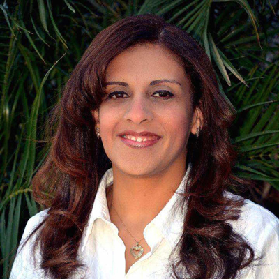 Dr. Gihan Bareh, reproductive endocrinologist & fertility specialist