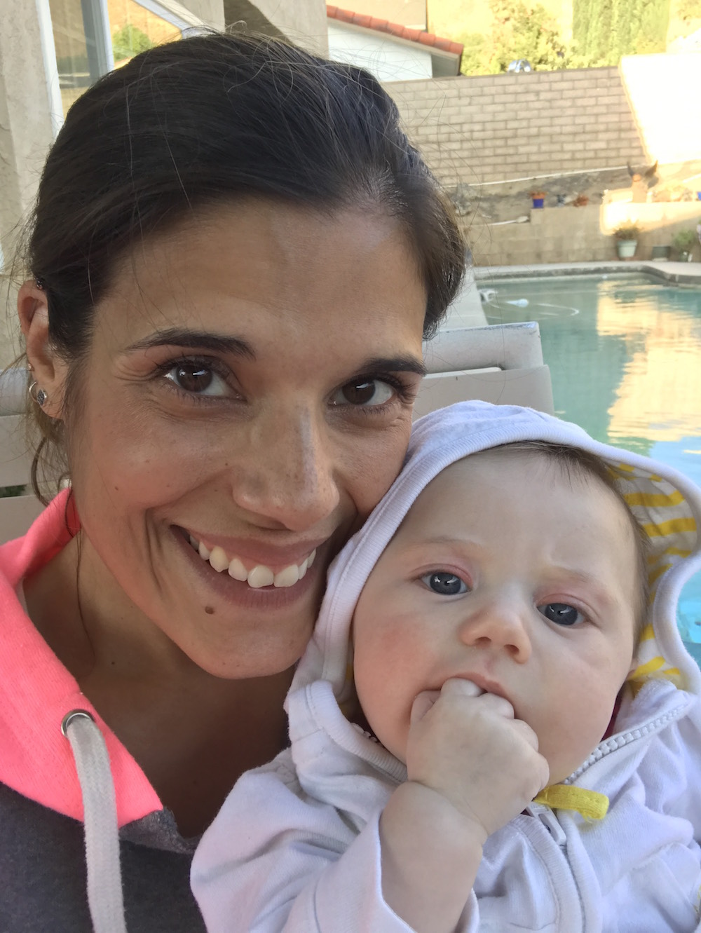 Right Fertility Treatment Patient Story | LLU Center for Fertility | Photo of Isabella & Christina