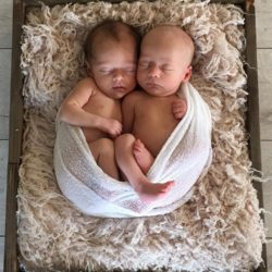 Krista and Jarrod's Twins | LLU Center for Fertility & IVF