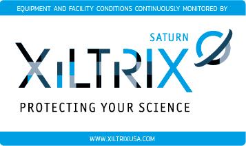 Xiltrix cryopreservation security logo | LLU Center for Fertility