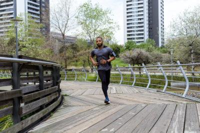 Male Fertility | LLU Center For Fertility | Loma Linda, CA | photo of muscular male running
