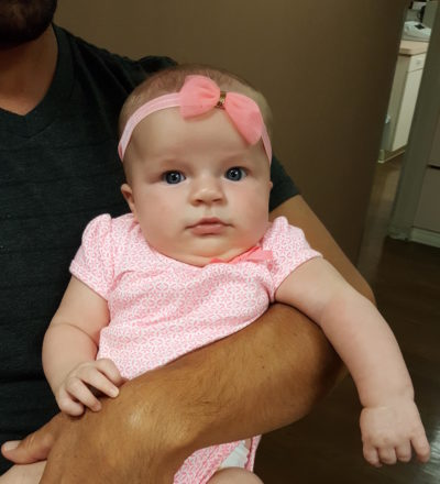 Baby Photo Album: Our Miracle Baby, Sydney Mog