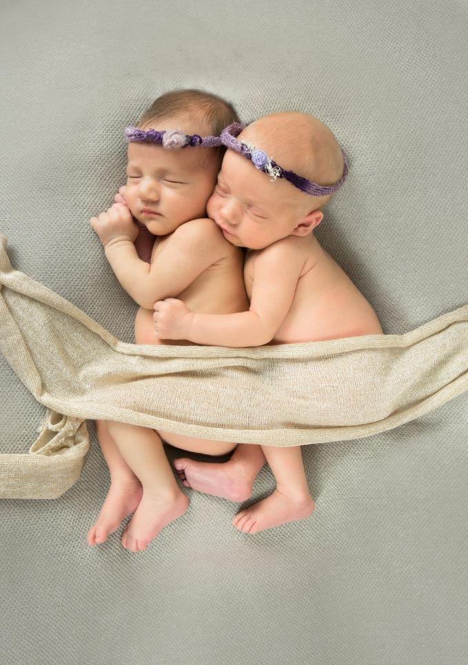 Babies Amelia Rose & Alice Marie | LLU Center for Fertility